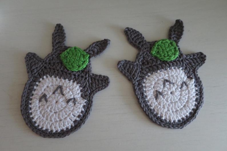 Totoro Coaster Set image 0