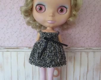 SALE - Blythe Crochet Dress