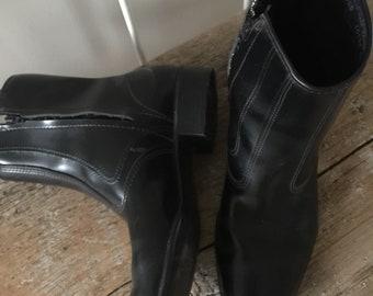 Datierung lucchese Stiefel