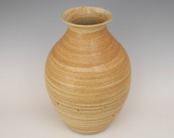 Large Stoneware Vase SHIPPING INCLUDED