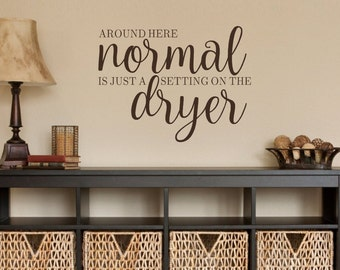 The Most Wonderful Thing Vinyl Wall Decal Quotes Etsy
