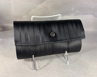"""The Brand New """"Bailey"""" Seat Belt Wallet from FiberTime!"""