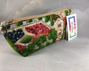 Manor Garden Make Up Bag