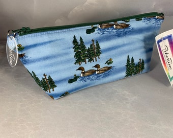 Duck Pond Handmade Make Up Bag