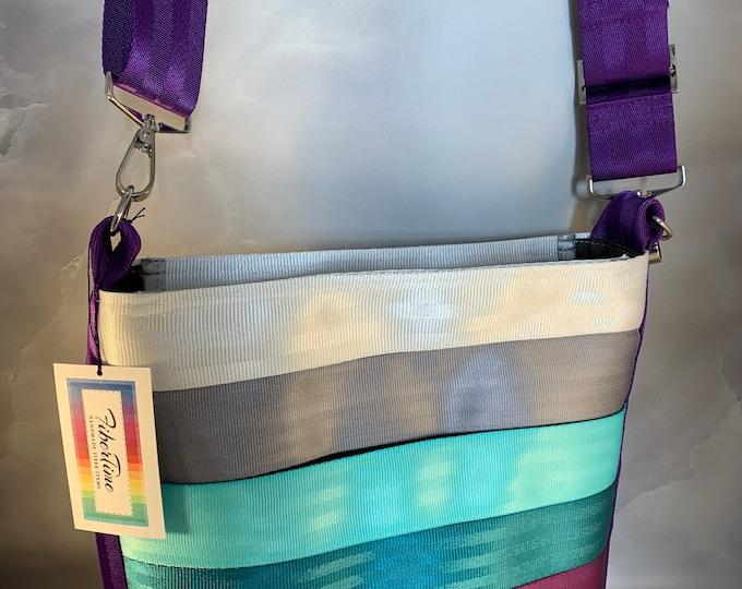 "The New Kelsey Color Combo ""Sidebar"" Crossbody Seat Belt Bag!"