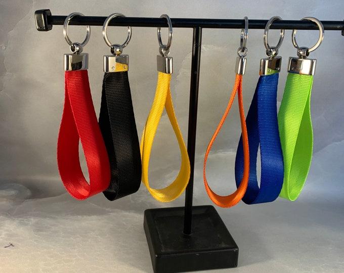 Brand New!  Seat Belt Key Fobs!