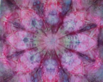 ice dyed mandala PP1