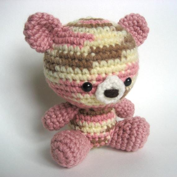 Amigurumi teddy bear pattern | Amiguroom Toys | 570x570
