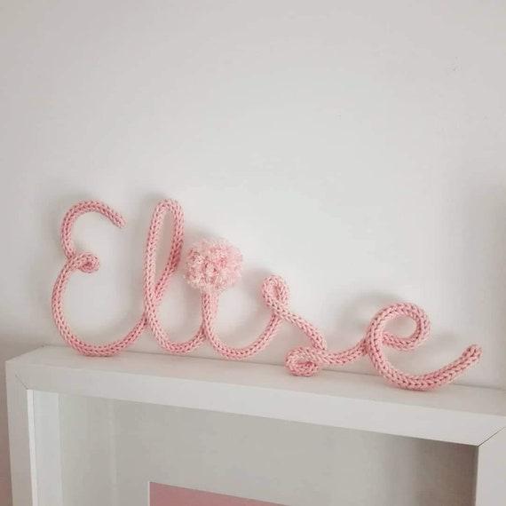 Personalised Baby Name Decor Bedroom Door Sign Custom Etsy
