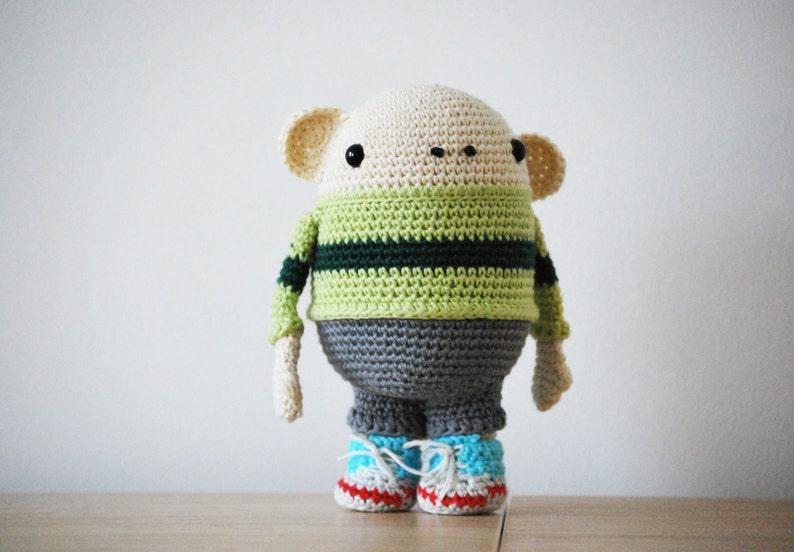 PICKLES  PDF pattern crochet amigurumi image 0