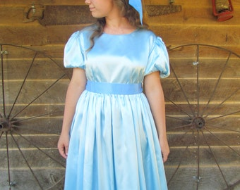 790f4f03a4 WeHaveCostumes Quality Modest Handmade Halloween Peter Pan Costume ---Wendy---  ADULT sizes