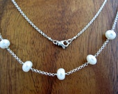 The Five Pearls Necklace...