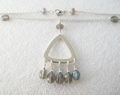 Labradorite In Chain and ...