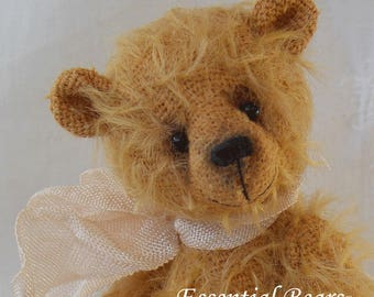 Harvey Miniature Teddy Bear E-pattern
