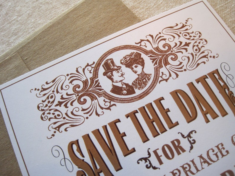 Old World Save The Date