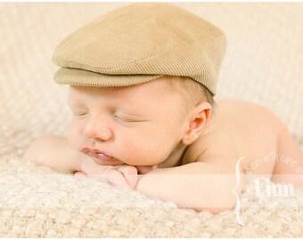 Newsboy Baby Flat Cap f9068fe9719