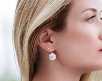 In Stock - Constellation Earrings - Southern Cross and Big Dipper Travel Star Earrings Astrology Jewelry