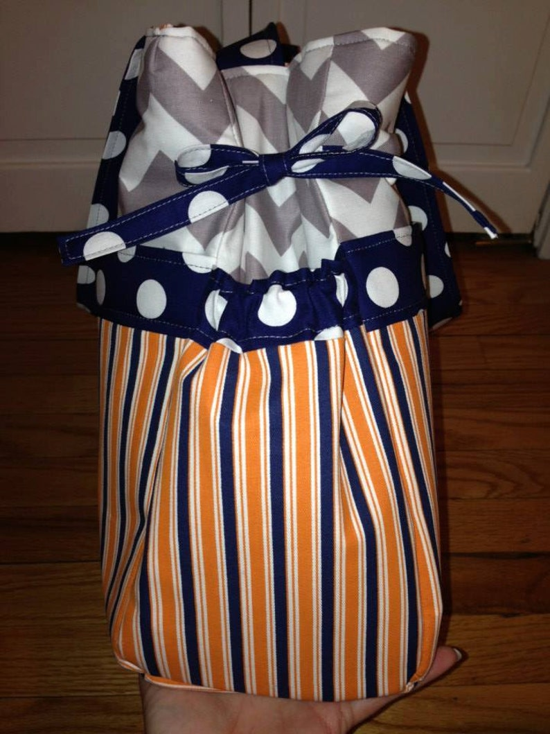 Choose Your Own Fabric Boy Diaper Bag