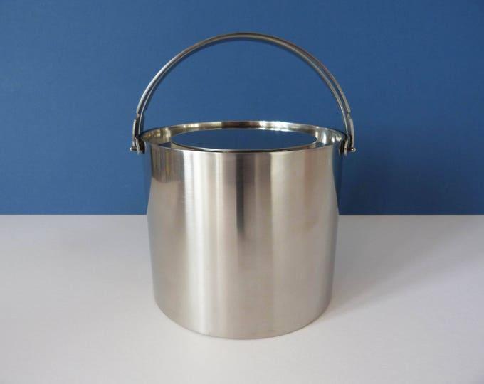 Stelton Cylinda Line Arne Jacobsen ice bucket