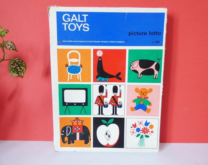 Galt toys picture lotto
