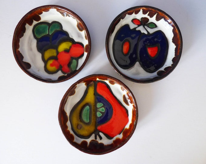 Small Lava dishes vintage