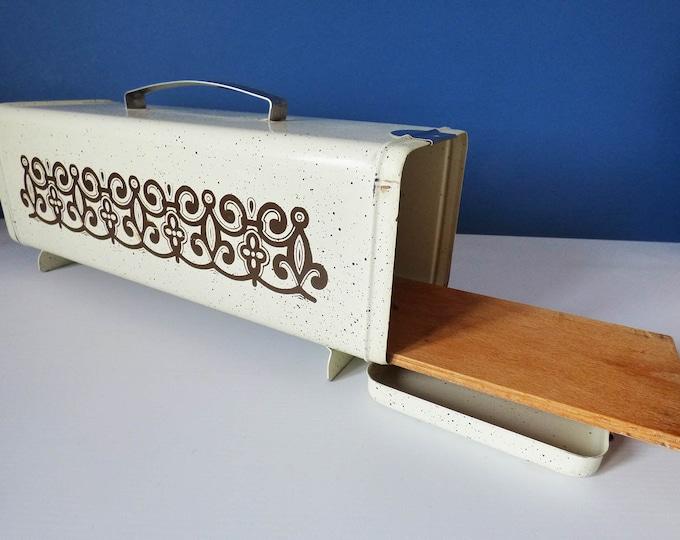 Vintage brabantia ginger bread cake / bread tin