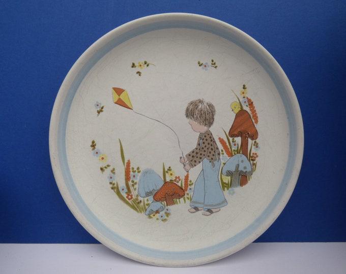 Denby Dream Weavers plate