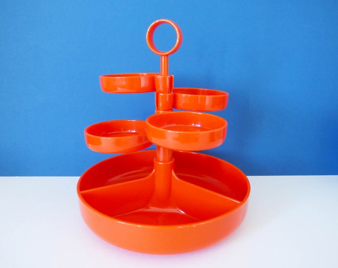 Dialene party set dishes 1970's