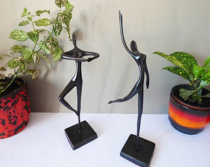 Bodrul Khalique Ballet Dancer Sculptures
