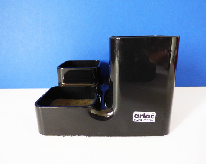Arlac desk tidy pen pot