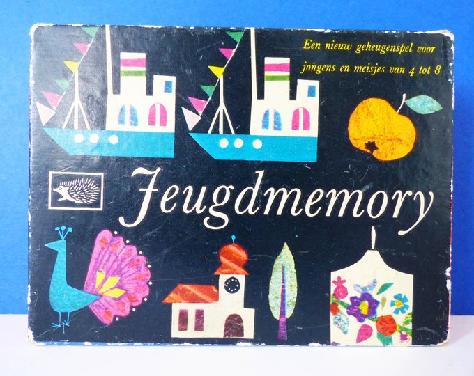 Memory Game Jeugdmemory Egelspelen