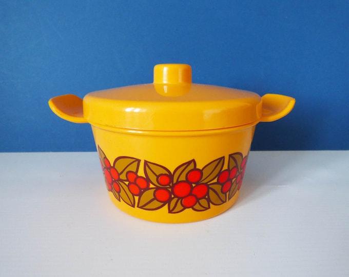 Sugar Bowl Emsa of West Germany