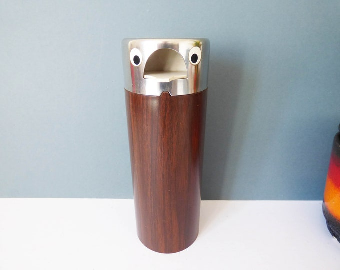 Vintage WMF peanut dispenser Erdnuss Männle