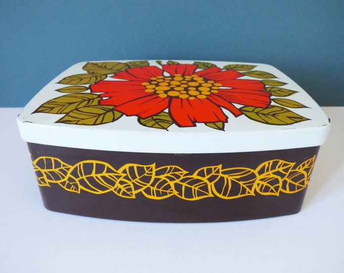 Vintage IRA Denmark lunch / biscuit tin