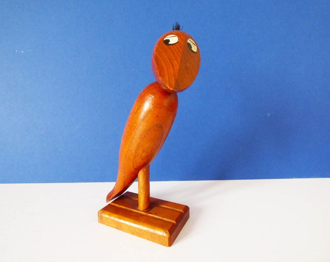 1970's  Bird Bottle opener