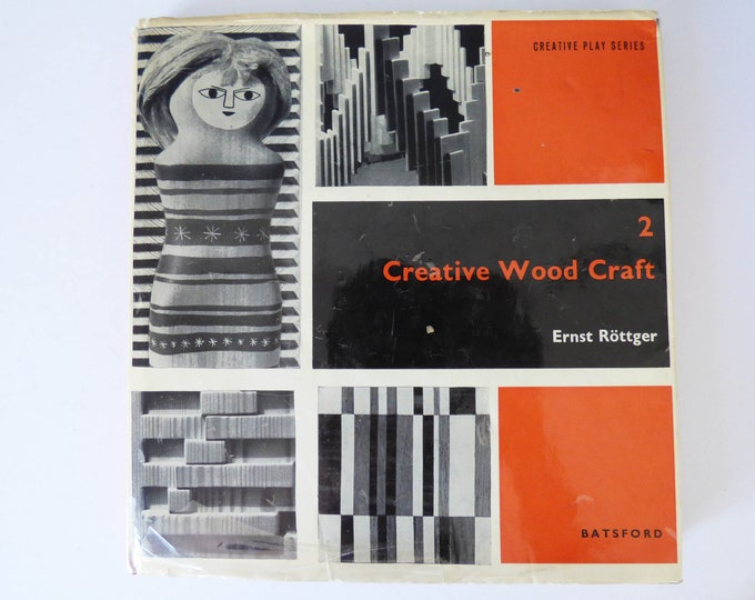 Creative Wood Craft by Ernst Rottger