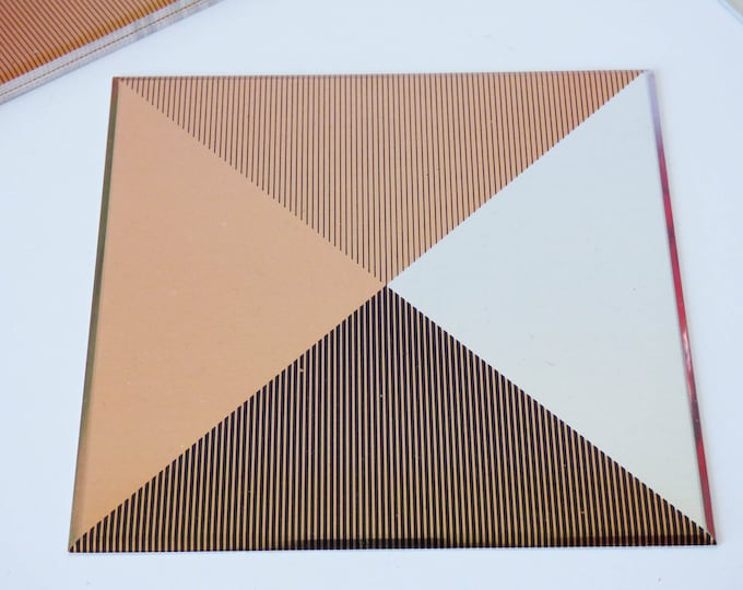 Aluminium Tile  stickers covers vintage