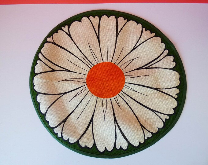 Sodahl of Denmark Daisy placemat