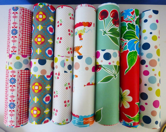Mixed pack contact paper sticky backed plastic