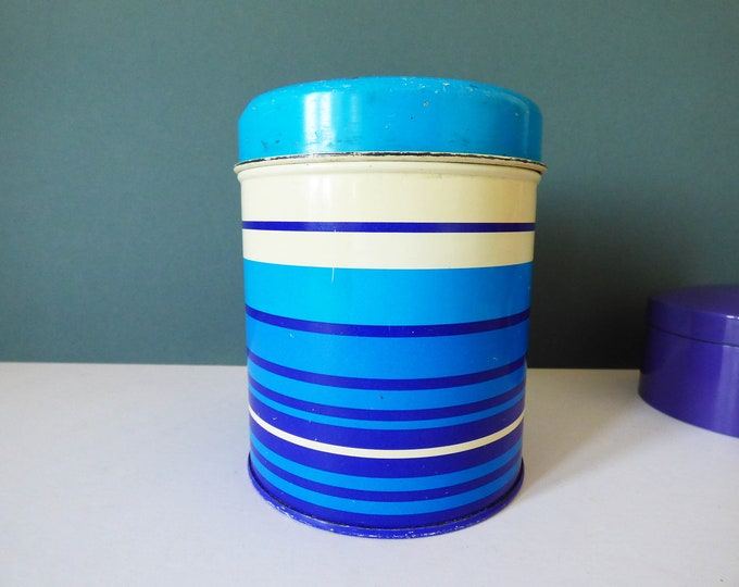 Laurids Lonborg Vintage tin