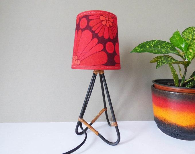 Danish Atomic lamp with shade
