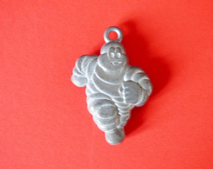 Michelin man key fob or pendant