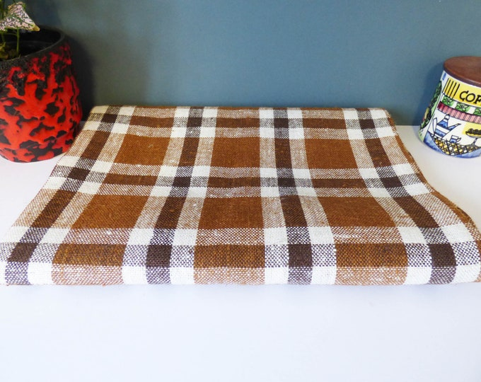 Tampella Table cloth woven from Finland Berit Woelfer