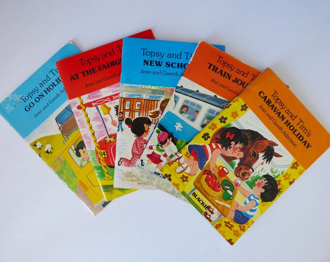 Topsy and Tim Book collection Vintage Classics