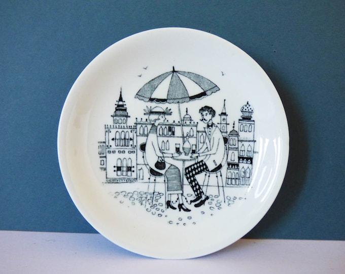 Arabia Finland Raija Uosikkinen mini plate
