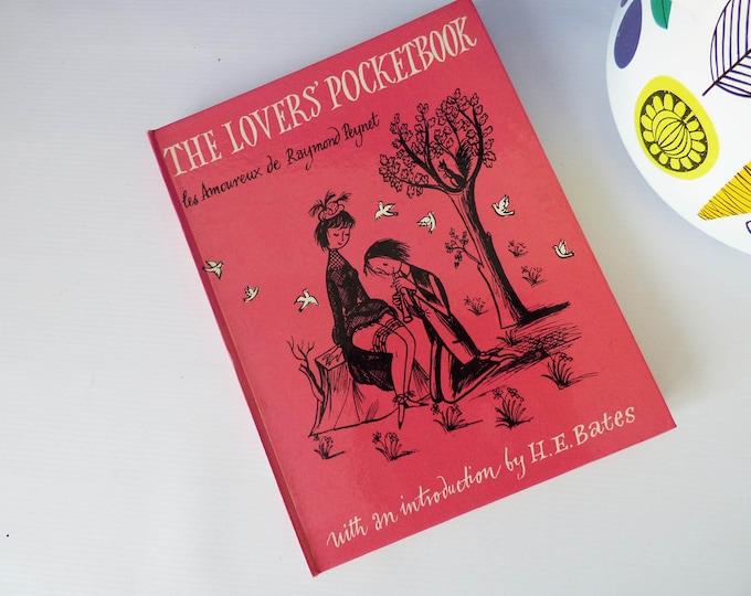 Raymond Peynet 1st Edition The Lovers  pocketbook 1954