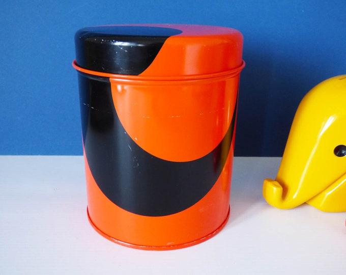 Aarikka storage tin vintage