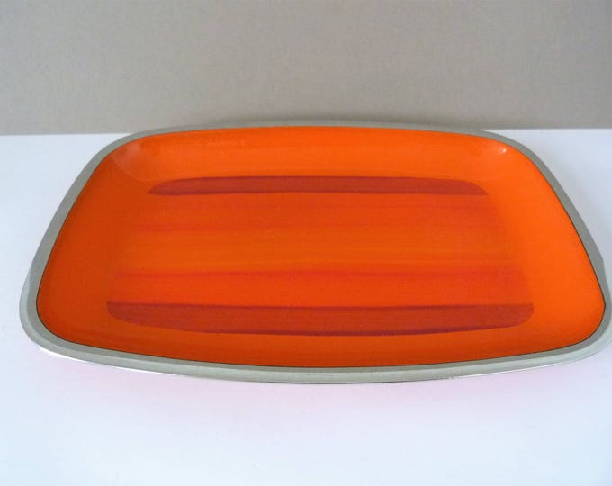 1970's Silit Enamel serving dish