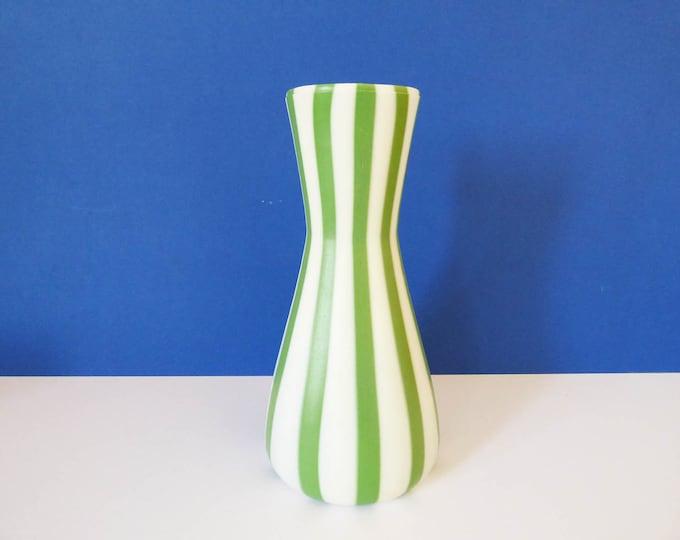 Vintage plastic vase from Hongkong