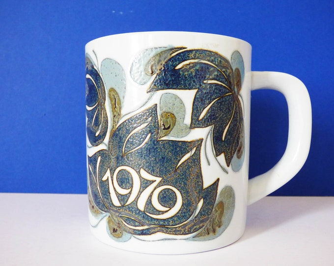 1979 Royal Copenhagen Annual mug Ivan Weiss